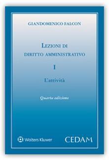 Lezioni di diritto amministrativo. Vol. 1: Lattività..pdf