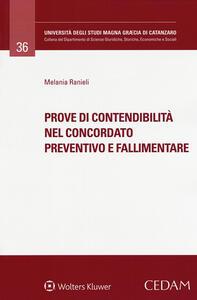 Prove di contendibilità nel concordato preventivo e fallimentare