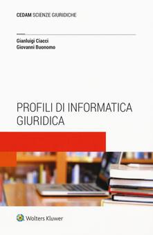 Profili di informatica giuridica. Con e-book.pdf