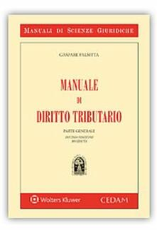 Osteriacasadimare.it Manuale diritto tributario. Parte generale Image