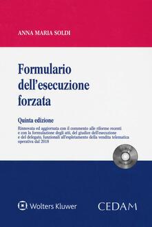 Formulario dellesecuzione forzata. Con CD-ROM.pdf