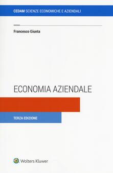 Economia aziendale. Con e-book. Con espansione online - Francesco Giunta - copertina