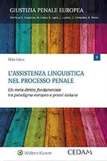 L' assistenza linguistica nel processo penale. Un meta-diritto fondamentale tra paradigma europeo e prassi italiana
