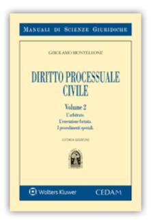 Squillogame.it Manuale di diritto processuale civile. Vol. 2: L'arbitrato. L'esecuzione forzata. I procedimenti speciali. Image