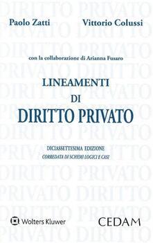 Premioquesti.it Lineamenti di diritto privato Image
