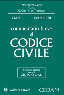 Grandtoureventi.it Commentario breve al codice civile Image