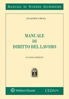 Promoartpalermo.it Manuale di diritto del lavoro Image