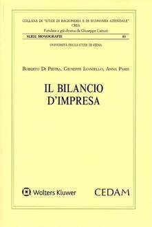 Osteriacasadimare.it Bilancio d'impresa Image