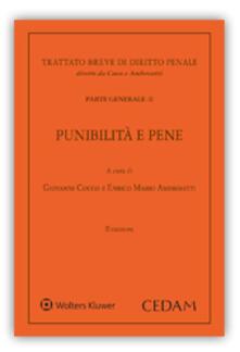 Trattato breve di diritto penale. Parte generale. Vol. 2: Punibilità e pene..pdf