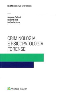 Ilmeglio-delweb.it Criminologia e psicopatologia forense Image