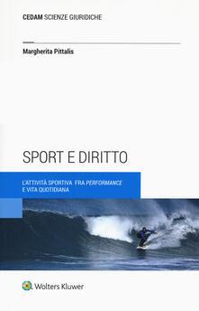 Camfeed.it Sport e diritto. L'attività sportiva fra «performance» e vita quotidiana Image