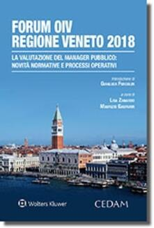 Daddyswing.es Forum OIV Regione Veneto 2018. La valutazione del manager pubblico: novità normative e processi operativi Image