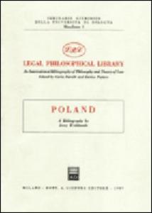 Libro Poland Jerzy Wroblewski