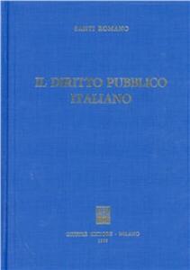 Il diritto pubblico italiano