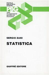 Libro Statistica Sergio Zani
