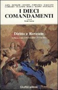 Libro I dieci comandamenti