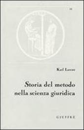 Storia del metodo nella scienza giuridica
