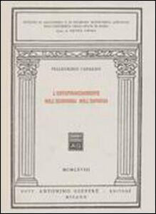 Libro L' autofinanziamento nell'economia dell'impresa Pellegrino Capaldo