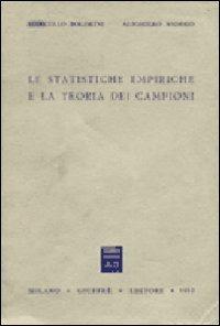 Le Le statistiche empiriche e la teoria dei campioni - Boldrini Marcello Naddeo Alighiero - wuz.it