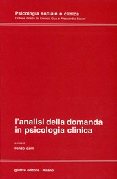 L' analisi della domanda in psicologia clinica