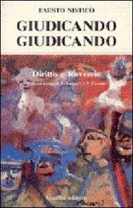 Libro Giudicando, giudicando Fausto Nisticò