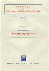 Il diritto di proprietà