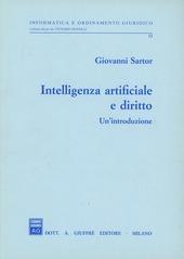 Intelligenza artificiale e diritto. Un'introduzione