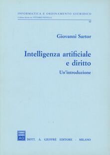 Warholgenova.it Intelligenza artificiale e diritto. Un'introduzione Image