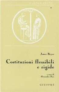 Costituzioni flessibili e rigide