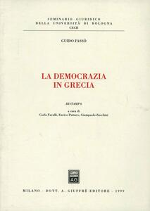 La democrazia in Grecia