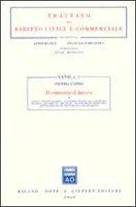 Libro Il contratto di lavoro. Vol. 1: Fonti e principi generali. Autonomia individuale e collettiva. Disciplina del mercato. Tipi legali. Decentramento produttivo.... Pietro Ichino