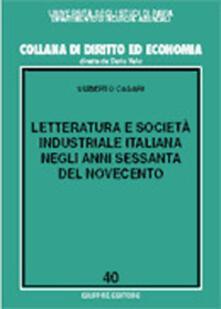 Listadelpopolo.it Letteratura e società industriale italiana negli anni Sessanta del Novecento Image