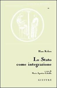 Lo Stato come integrazione