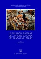 Le relazioni esterne dell'unione europea nel nuovo millennio