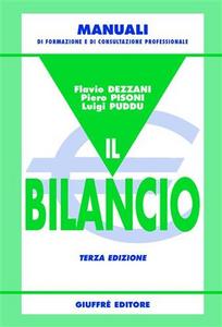 Libro Il bilancio Flavio Dezzani , Piero Pisoni , Luigi Puddu