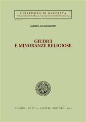 Giudici e minoranze religiose