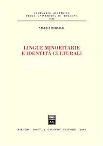 Lingue minoritarie e identità culturali