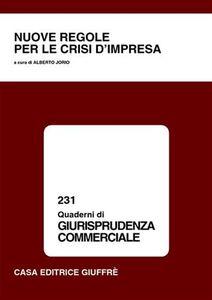 Libro Nuove regole per le crisi d'impresa