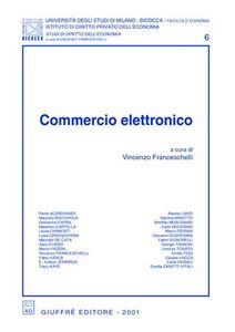 Libro Commercio elettronico