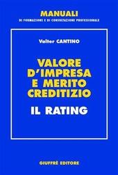 Valore d'impresa e merito creditizio. Il rating