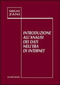Introduzione all'analisi dei dati nell'era di Internet