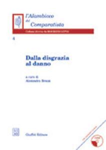 Libro Dalla disgrazia al danno. Con CD-ROM