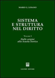 Nordestcaffeisola.it Sistema e struttura nel diritto. Vol. 1: Dalle origini alla scuola storica. Image