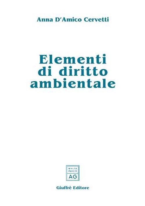 Elementi di diritto ambientale