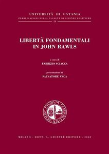 Libro Libertà fondamentali in John Rawls