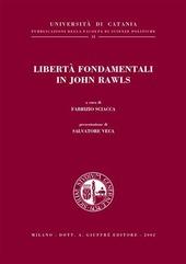 Libertà fondamentali in John Rawls