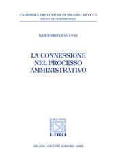 La connessione nel processo amministrativo