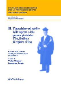 Libro Guida alla lettura della giurisprudenza tributaria