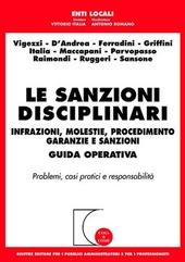 Le sanzioni disciplinari. Infrazioni, molestie, procedimento, garanzie e sanzioni. Guida operativa