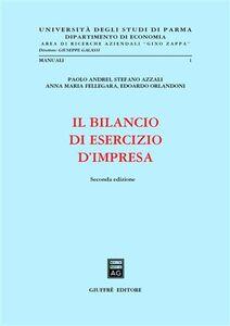 Libro Il bilancio di esercizio di impresa